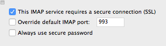 imap settings image