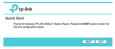 Configure a TP-Link router for Performa Pro ADSL Broadband - مكتبة